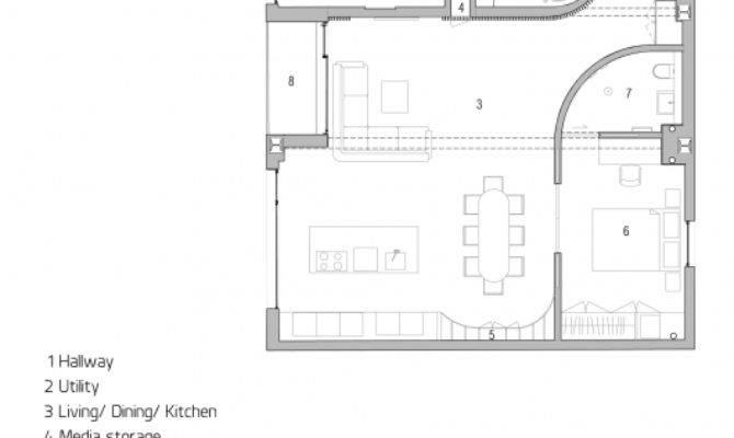 Redchurch Loft Apartment Studio Verve Architects Archdaily