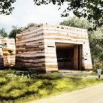 Reinventing Mud Hut Winners House