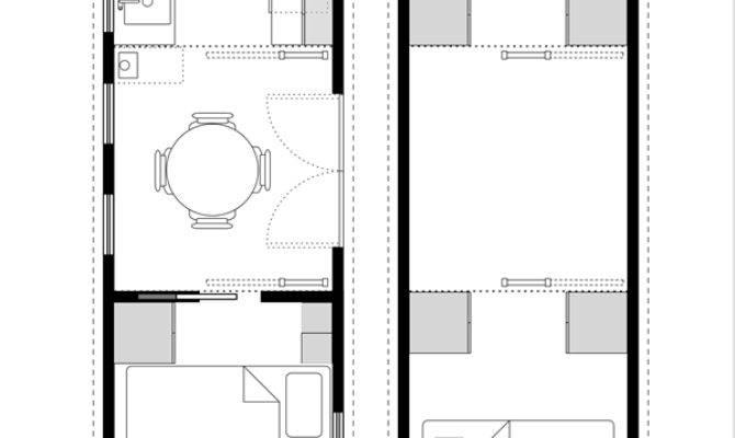 Relaxshacks Michael Janzen Tiny House Floor Plans