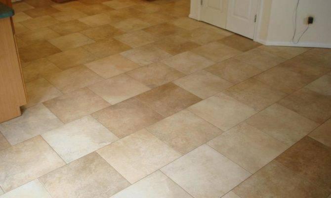 Remarkable Kitchen Ceramic Floor Tile Patterns