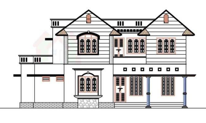 Remarkable Sketch House Plan Photos Exterior