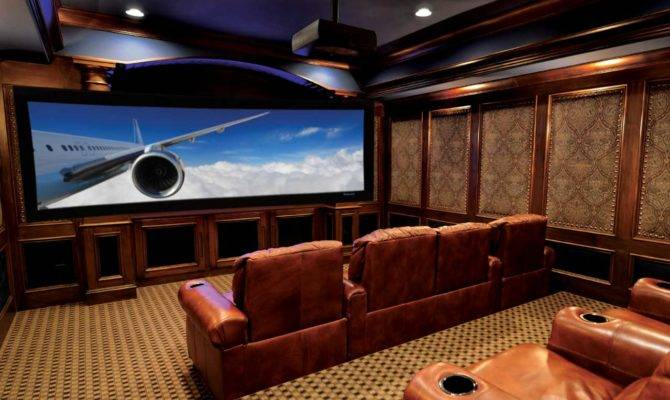 Remodel Create Your Own Theater Luxury Home Designer