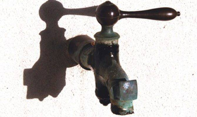 Remove Air Noise Water Pipes Ehow