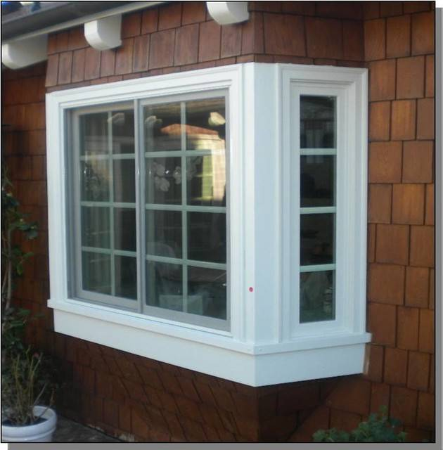 Renewal Andersen Bay Window Traditional Orange
