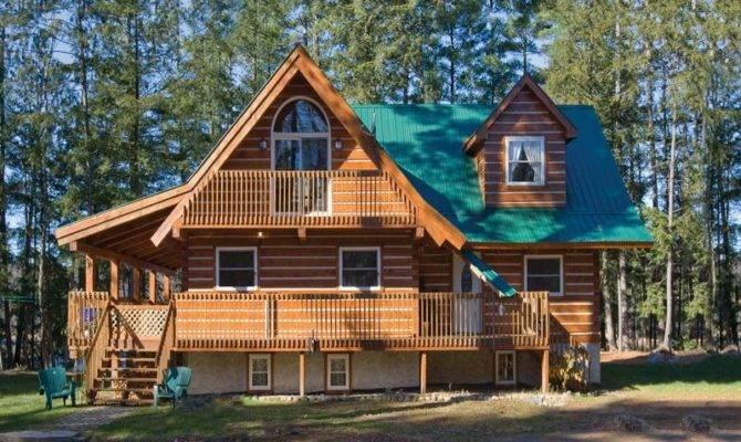 Repair Build Log Cabin Building