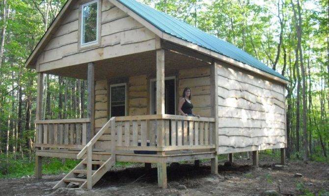 Repair Build Log Cabin