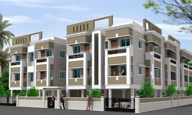 Residential Building Elevation Design Detailing