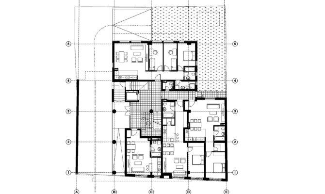 Residential Building Plan