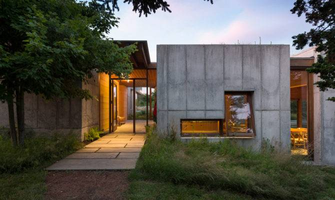 Residential Design Inspiration Modern Concrete Homes