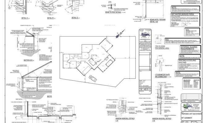 Residential Drawings Plans Inspiration House