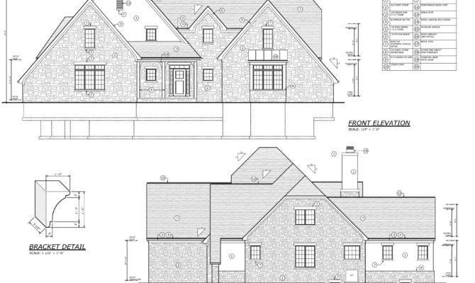Residential Drawings Professional Portfolio