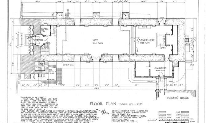 Residential Floor Plans Mission Plan Architectural