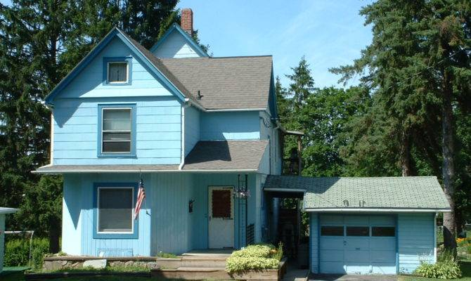 Residential House Usa Wikimedia Commons