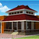 Rest House Cent Land Kerala Home Design Floor Plans
