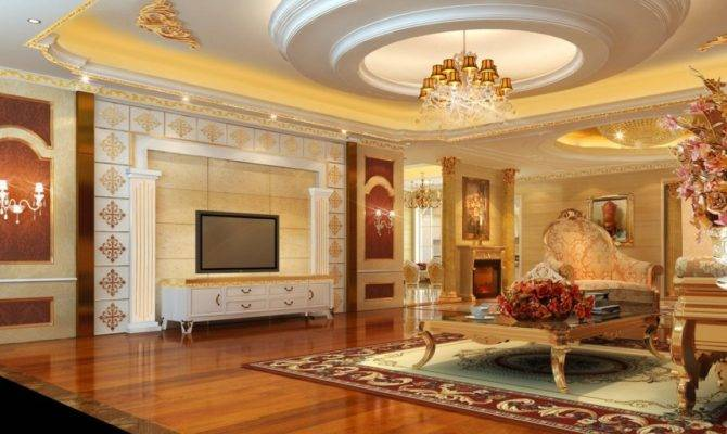 Restaurant Dining Room Design Luxury Mansion Living