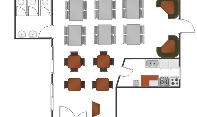 Restaurant Floor Plans Samples Design