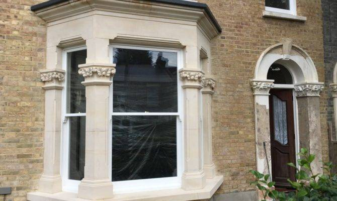 Restoration Victorian Bay Window Geraint Davies