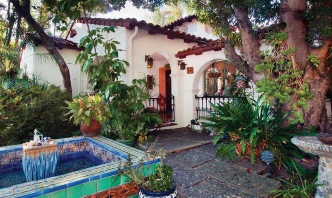 Restoring Spanish House Restoration Design