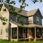 Retirement Trip Old Farm Houses