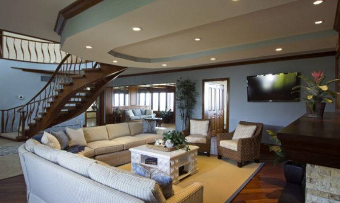 Reverse Tray Ceiling Home Design Ideas Remodel
