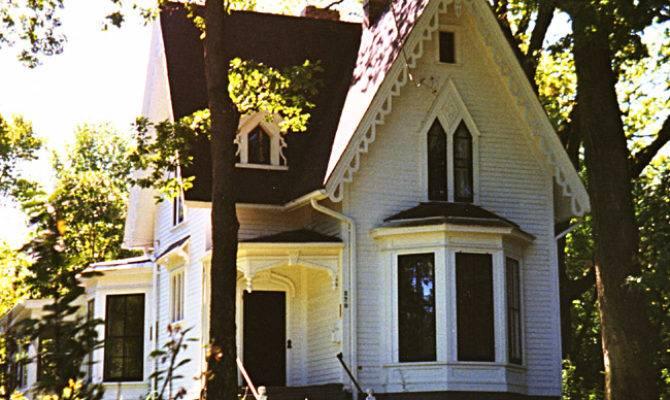 Revival Victorian Pinterest Gothic Road Avonlea Cottages