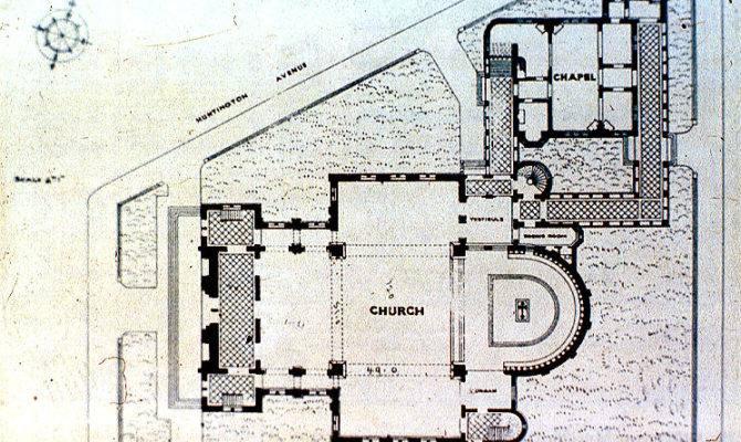 Richardson Romanesque House Plans