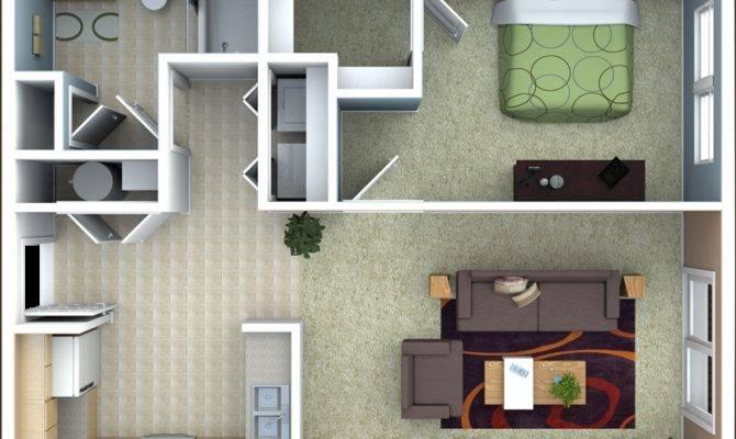 Richmond Apartments Floor Plans