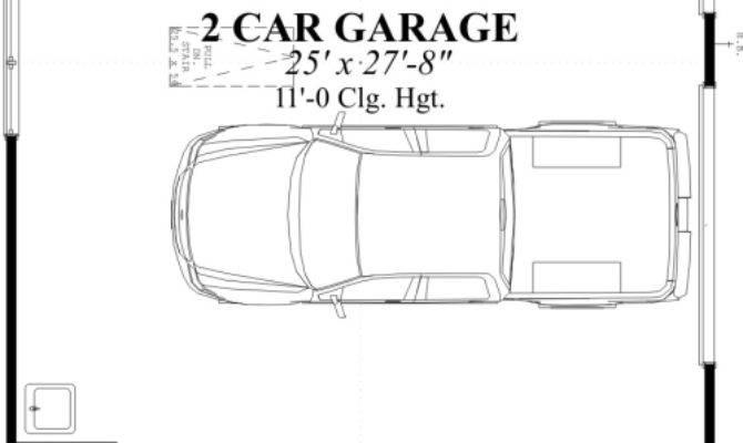 Ridgetop Car Garage Plans