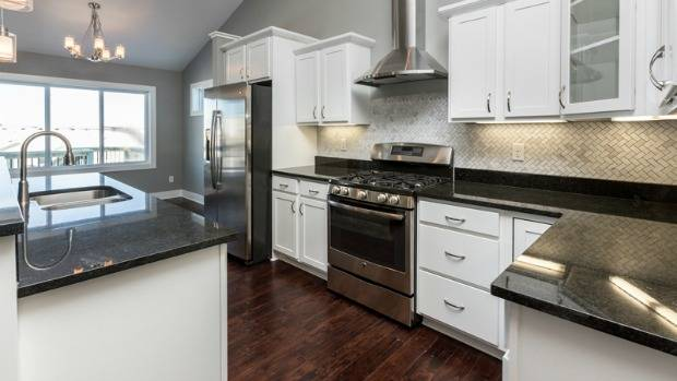 Rise Ranch Style Homes Open Kitchens Large