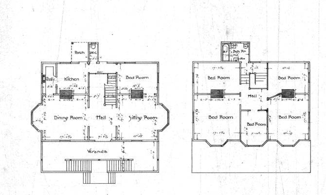 River Cliff Cottage Floor Plans Compact Shingle Style