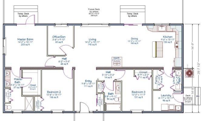 River House Plans