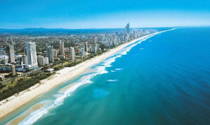 Road Trip Across Gold Coast Brisbane Queensland