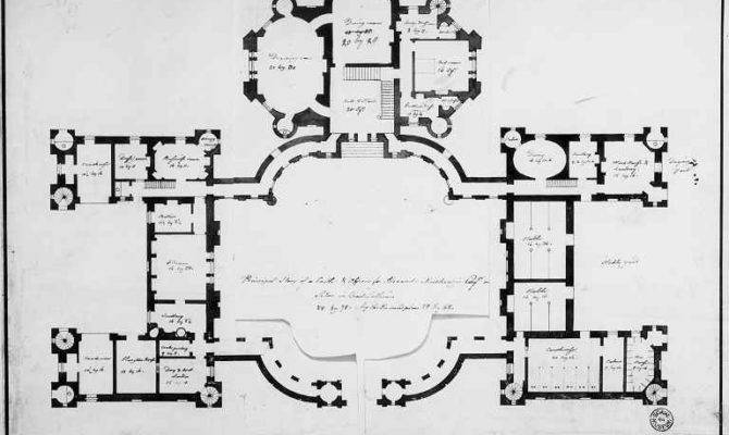 Robert Adam Designs Castle Style