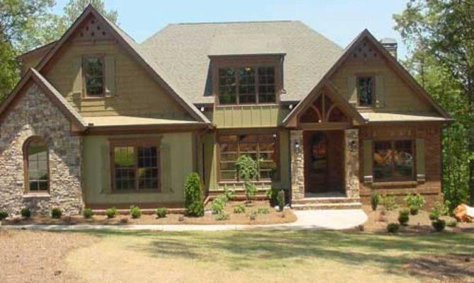 Rock Exterior House Plans Home Design Mannahatta