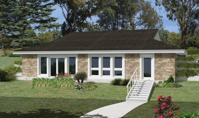 Rockspring Hill Berm Home Plan House Plans More