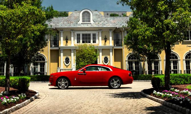 Rolls Royce Sentera Ditions Ciales Wraith