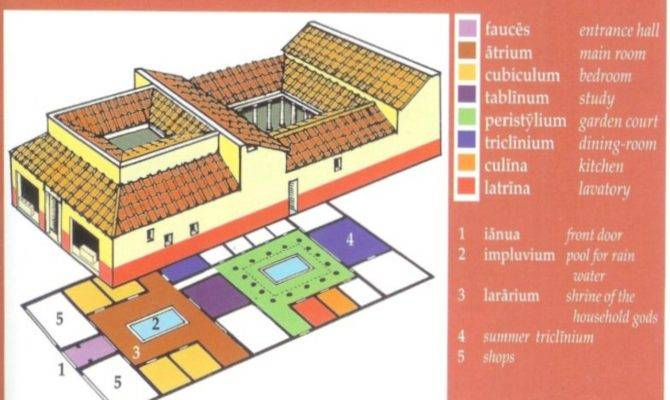 Roman House Floor Plan Cambridge Villa Plans Lrg