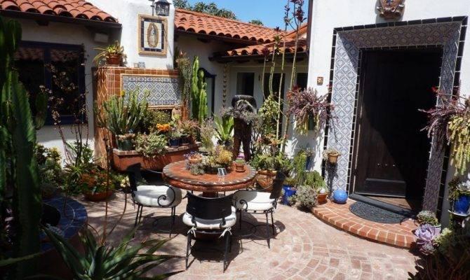 Romance Spanish Style Architecture Design Presidio Sentinel