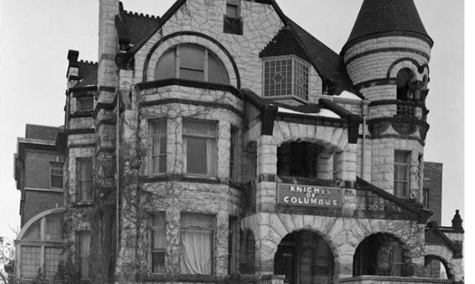 Romanesque Revival Richardsonian Designergirlee