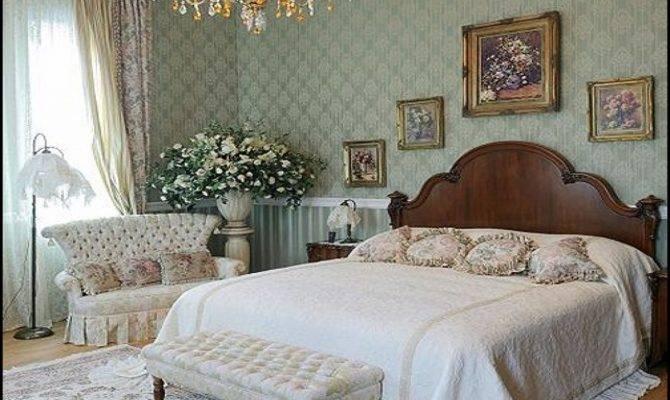 Romantic Victorian Bedroom Designs