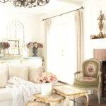 Romantic Vintage Florentine Tables French Country Cottage