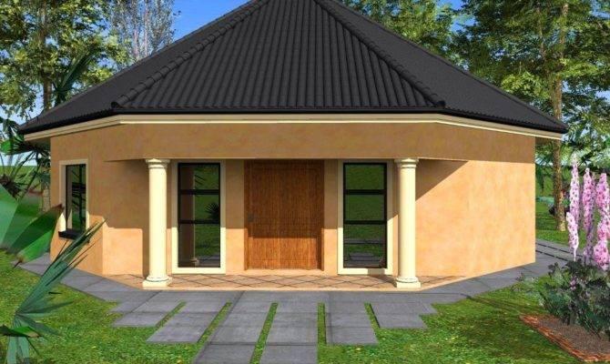Rondavel House Plans Home Deco