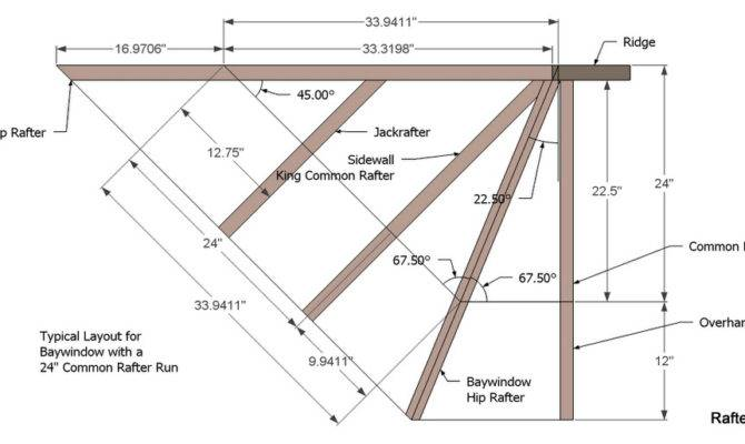 Roof Framing Geometry June