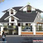 Roof Story House Kerala Home Design Floor Plans