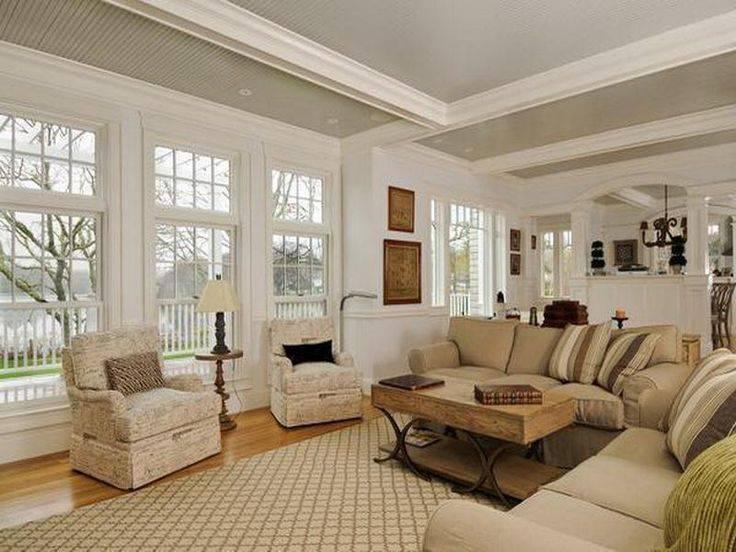 Room Decor Cottage Style Decorating Ideas Living