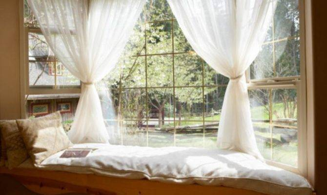 Room Elegant Living Window Treatment