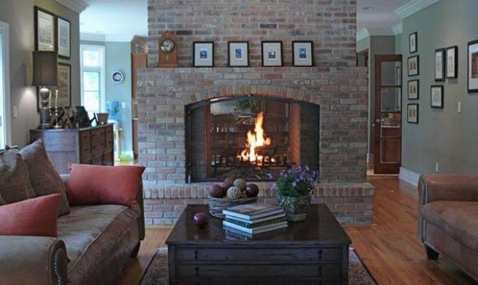 Room Fireplace Marceladick