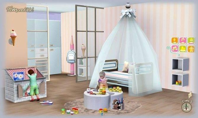 Room Ideas Sims Simcredible Designs Little Wonders Kids