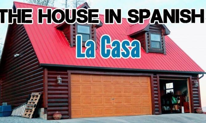 Rooms Parts House Spanish Casa Espa Youtube