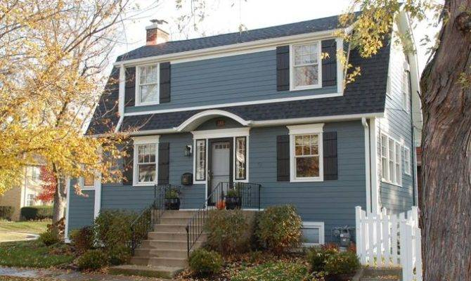 Roots Style Dutch Colonial Homes Settle Gambrel
